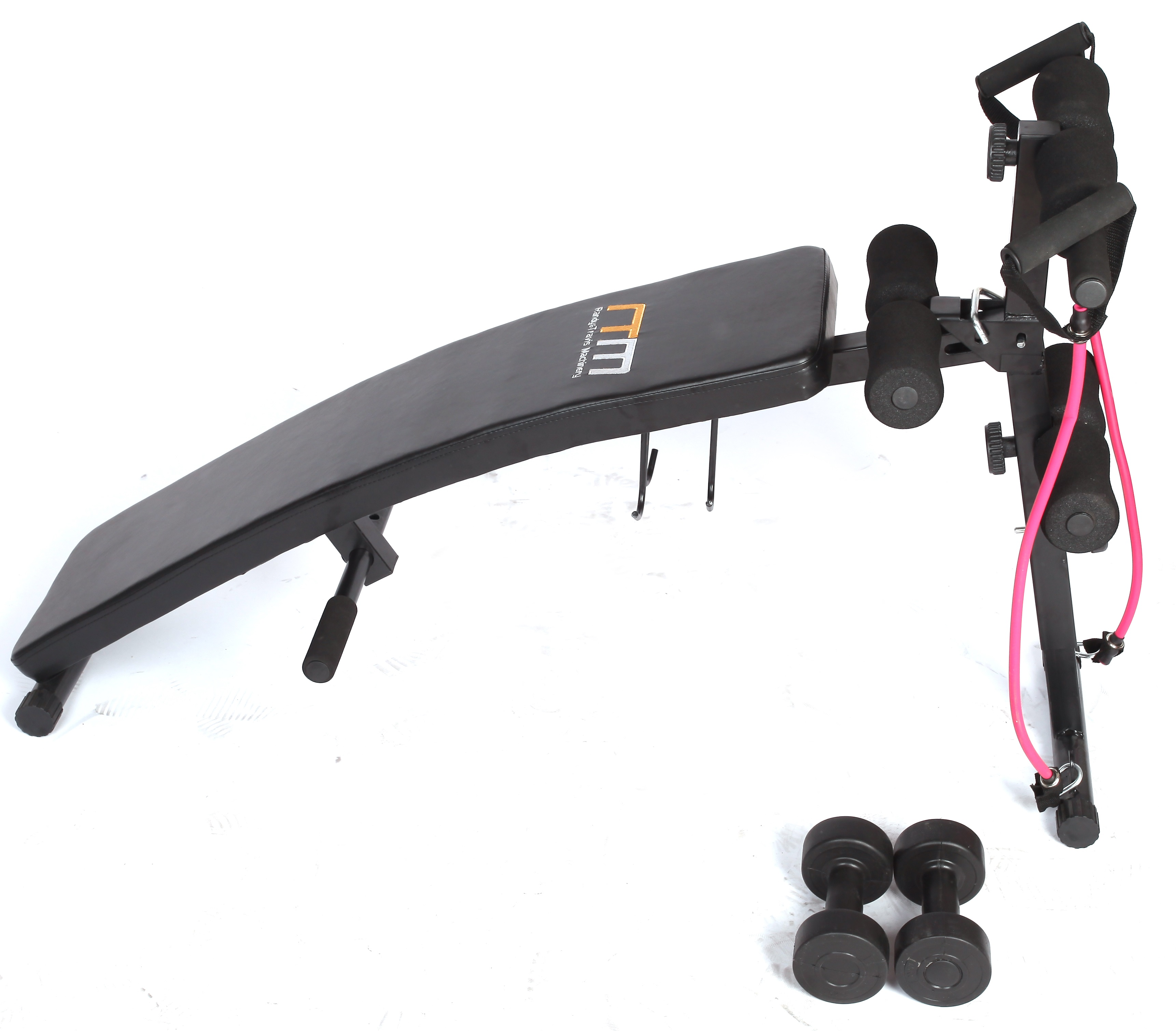 Foldable Incline Sit Up Bench