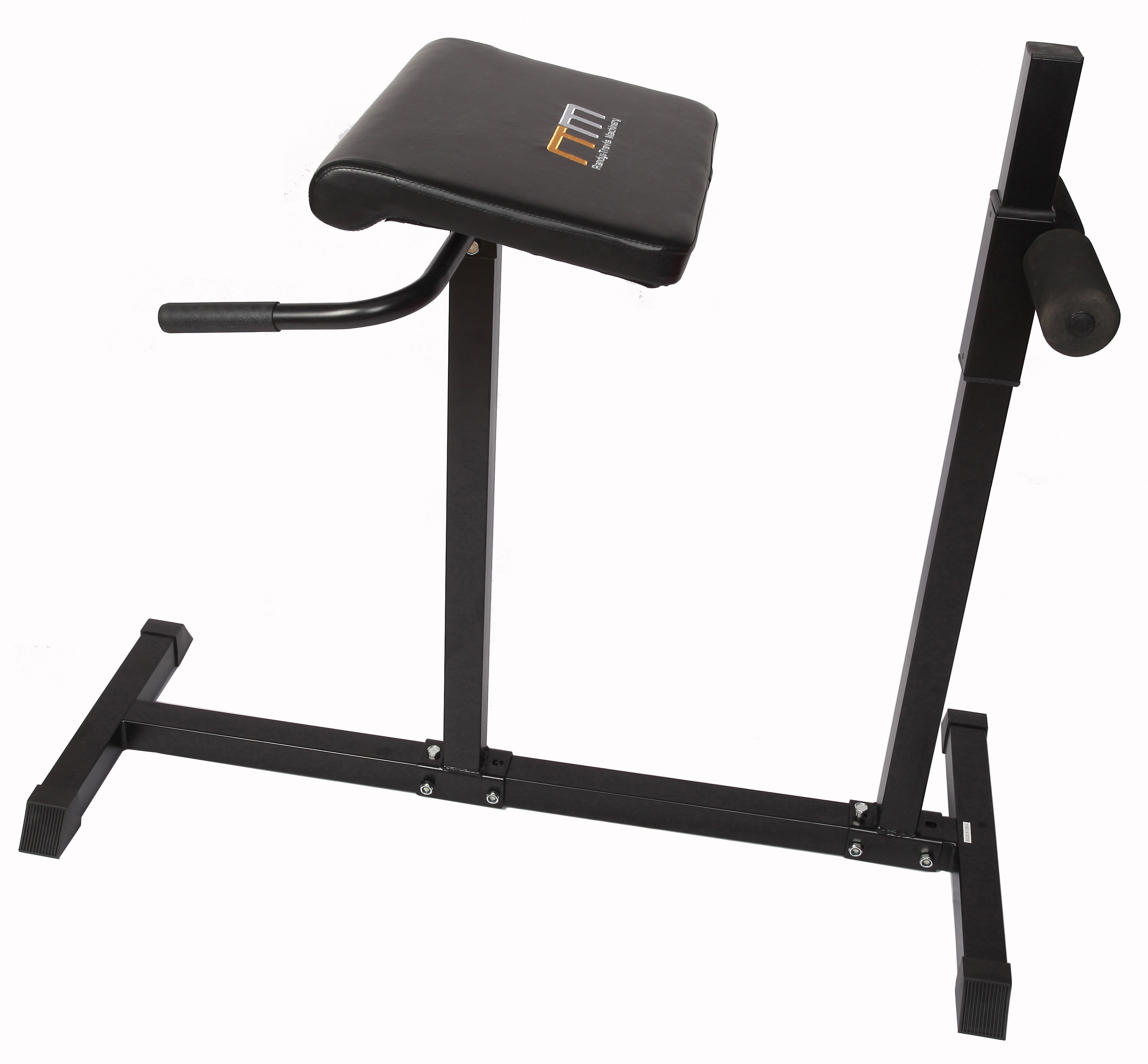 Roman Hyper Extension Bench Chair Exercise Fitness Workout Core Abdominal