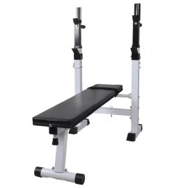 Fitness Workout Bench Straight Weight Bench